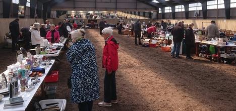 Loppemarked i Kvanløse